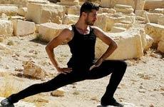 AHMAD JOUDEH ballerino