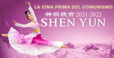 SHEN YUN spettacolo Danza dalla Cina