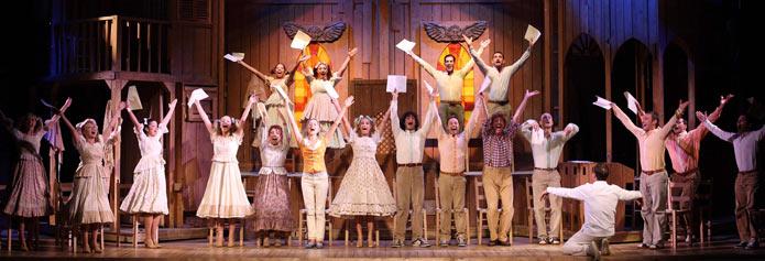 Aggiungi un posto a tavola spettacolo musical - Aggiungi un posto a tavola clementina ...
