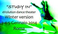 Stage STUDY IN - Evolution Dance Theatre