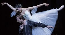 spettacolo danza balletto