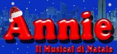 ANNIE musical spettacolo teatro