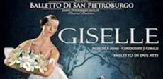 spettacolo Balletto GISELLE
