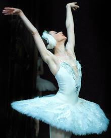 Balletto Lago dei Cigni, Giselle