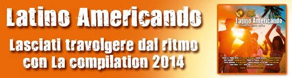 LATINO AMERICANDO Compilation 2014