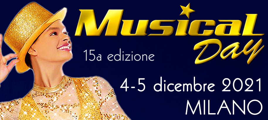 concorso MUSICAL DAY Milano