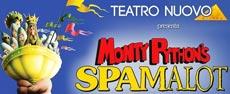 spettacolo teatro SPAMALOT