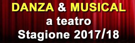 biglietti spettacoli di danza e musical a teatro