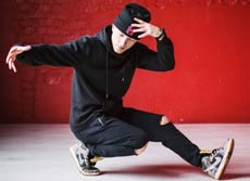 ballare BreakDance Hip Hop