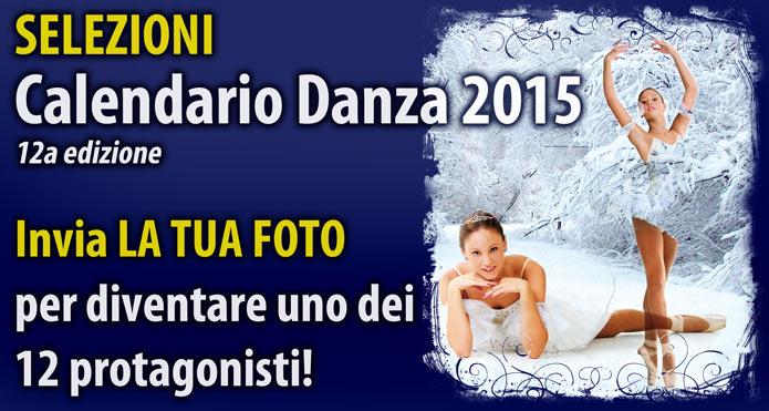 calendario danza 2015
