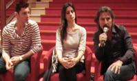 Rossella Brescia, Stefano De Martino e Luciano Cannito