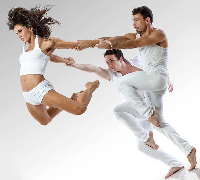 spettacolo danza PARSONS DANCE