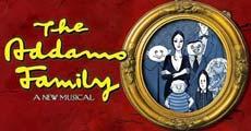 spettacolo Famiglia Addams musical