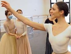 CARLA FRACCI balletto Giselle Teatro alla Scala