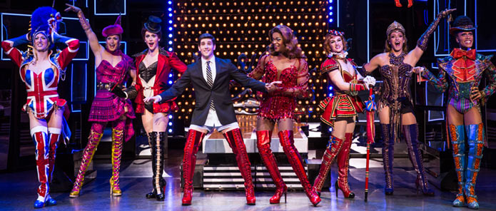 Kinky boots spettacolo musical - Kinky boots decisamente diversi ...