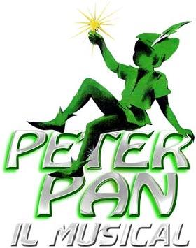 Giorgio Camandona Peter Pan musical