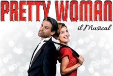 spettacolo PRETTY WOMAN Musical a teatro a Milano