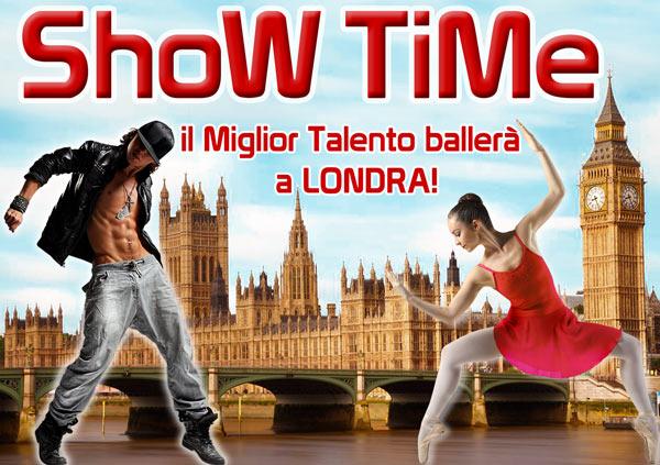 concorso danza SHOW TIME