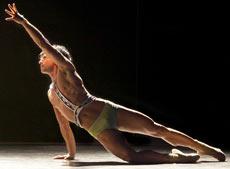 KLEDI KADIU, ballerino