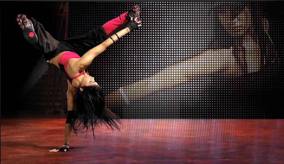 Sofia Boutella, ballerina dancer - Danza Dance .com