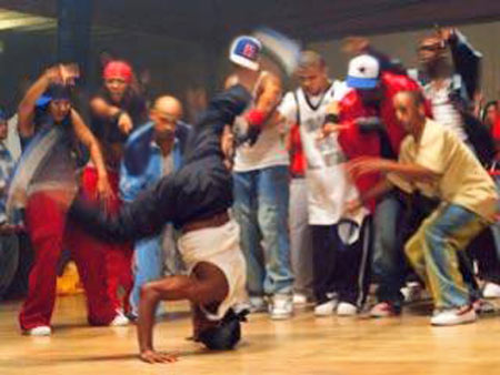 J Boog Street Dance Fighters,...