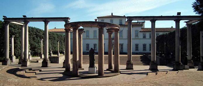 Teatro di Villa Clerici, Milano