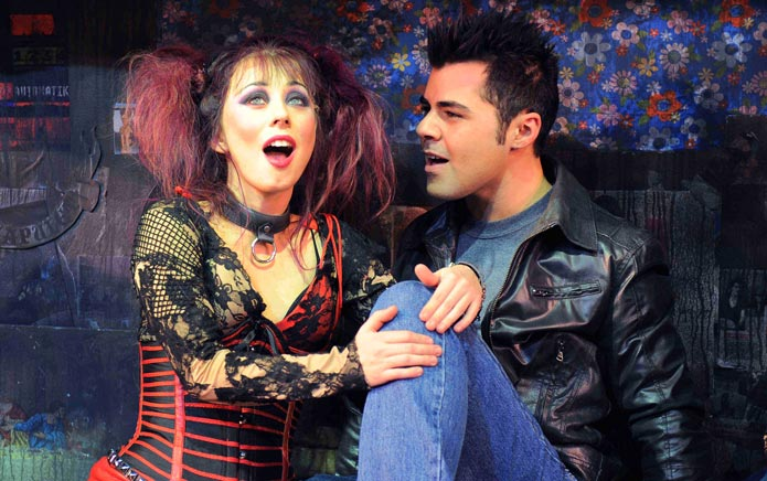 WE WILL ROCK YOU spettacolo musical a teatro - www