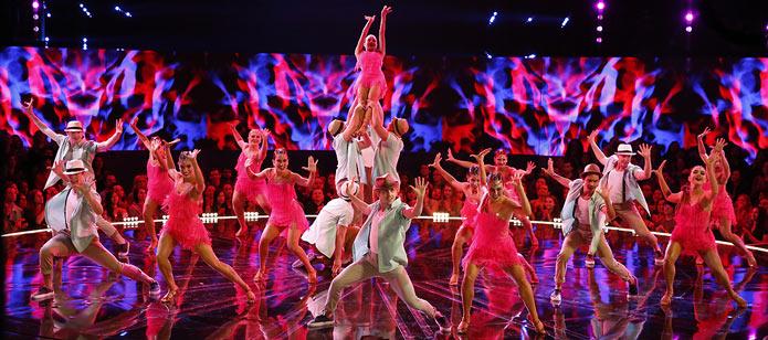 WORLD OF DANCE Nbc show TV - www DanzaDance com